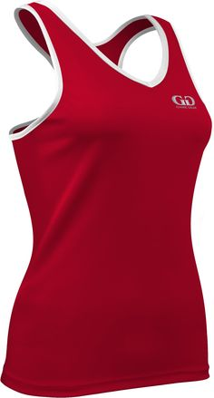 PT261 Women's Athletic Performance Loose Form Fit Racer Back Fitness Top at Amazon Women's Clothing store: Athletic Tank Top Shirts