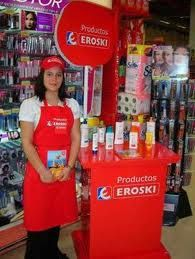 Puestos publicitarios: soportes en los que se realizan promociones, gustaciones y presentaciones de productos.