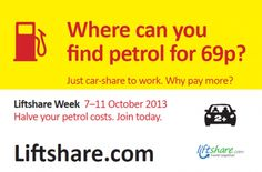 Where can you find petrol for Car Share, Campaign, Canning, Home Canning, Conservation