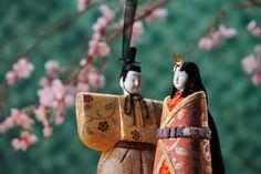 Dolls for the Girls' Festival #japan