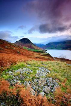 Lake District, England. http://traveloxford.blogspot.com/2014/01/lake-district-england.html