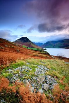 Lake District, England. http://traveloxford.blogspot.com/2014/01/lake-district-england.html