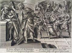 Hendrick Goltzius 021 - Jude (apôtre) — Wikipédia