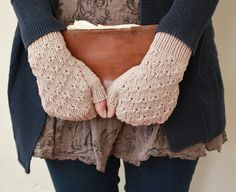 Antiquity | by Alicia Plummer knit in quince & co. chickadee