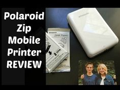 Polaroid Zip Mobile Photo Printer Review and Demo | Southern Plate