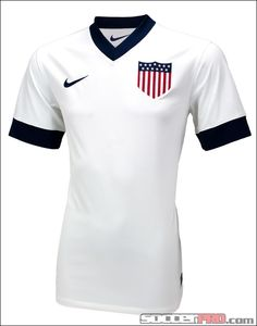 Nike Youth USA Centenary Home Jersey 2013...$62.99