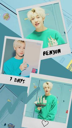 Nct 127, Fall Wallpaper Tumblr, Nct Group, Boy Idols, Nct Dream, Huang Renjun, 5 Year Olds, Baby Boy, The Unit