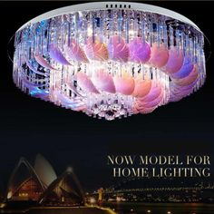 Cheap Chandeliers, Buy Quality Lights & Lighting Directly from China Suppliers:Modern Ceiling Crystal Chandelier Lighting Remote Control RGB Chandeliers Living Room Bedroom Romantic Enjoy ✓Free Shipping Worldwide! ✓Limited Time Sale✓Easy Return.