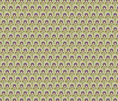 MojaveBrush fabric by laughingowldesign on Spoonflower - custom fabric