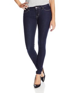 Levi's Women's 535 Super Skinny Jean *** This is an Amazon Affiliate link. You can find more details by visiting the image link.