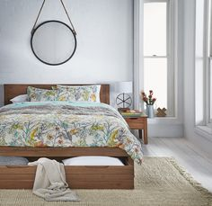 Sisca Queen Bed with Drawer $1499 (Available online and in store at Freedom Bedroom) #freedomaw15 #freedomaustralia