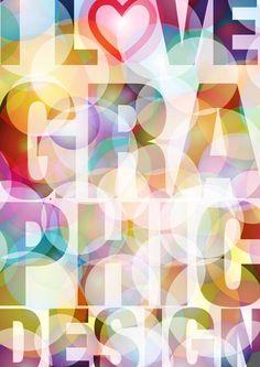 I <3 Graphic Design