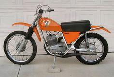 1974 Maico 125
