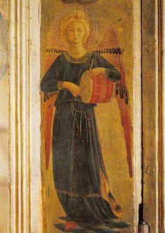 Fra Angelico, Anjo Músico