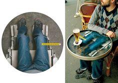 Fuerte imagen. Creativa campaña para crear conciencia. }-> repinned by www.BlickeDeeler.de