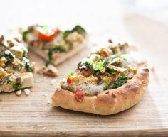 Perfect Vegan Brunch Recipe : Breakfast Pizza!