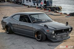 Toyota Corolla, Corolla Twincam, Classic Japanese Cars, Classic Cars, 4 Door Sports Cars, Toyota Cars, Toyota Supra, Mitsubishi Lancer Evolution, Weird Cars