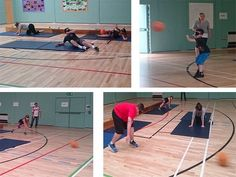 Sporting Sunday Goalball - http://www.inspirepeterborough.com/our-gallery/sporting-saturday-2015/