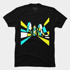New York: Times Square t-shirt.