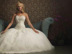 Allure Bridals 8769 Bridal Gown