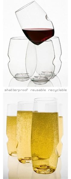 Shatterproof wine glasses shit-i-want-to-buy
