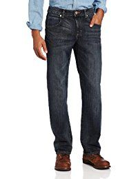 61316fca8ca Lee Men s Modern Series Straight-Fit Jean