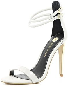 Light Grey Strappy Sandal from River Island