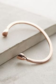 Giles & Brother Pied-de-Biche Cuff #anthrofave #gift #sale