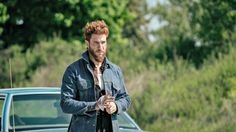 Who Is Mad Sweeney On 'American Gods'? Pablo Schreiber Takes On A Different Look