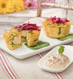Menús de boda: Fotos de platos vegetarianos - Aperitivos vegetarianos para bodas Baked Potato, Cantaloupe, Food And Drink, Potatoes, Baking, Fruit, Ethnic Recipes, Shower Ideas, Twitter