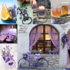 All things lavender. Love Collage, Color Collage, Beautiful Collage, Pot Pourri, Mood Colors, Collages, All Things Purple, Colour Board, Color Stories
