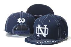 NCAA Zephyr Notre Dame Irish Snapback Hats|only US$8.90 - follow me to pick up couopons.