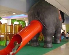 15 Hilariously Inappropriate Playgrounds