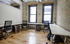 Coworking Space - iQ Office Suites, Toronto, Canada