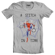 Not So Amazing Spiderman Melange T Shirt #spiderman #parody