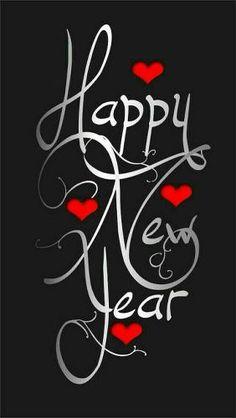 Happy New Year wallpaper by PerfumeVanilla - - Free on ZEDGE™