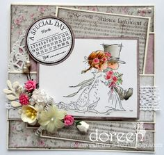 Sketch N Stash. Welcome to our Challenge blog. We challenge you to use your stash!: Sketch 101 by Doreen