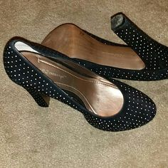 Bcbg shoues Black heels only worn once BCBGeneration Shoes