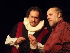 Barry Abramowitz and Dale Simon in Equivocation