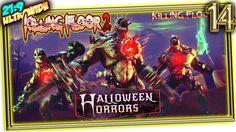 HALLOWEEN HORRORS 🎮 KILLING FLOOR 2 #14 Gameplay Español 21:9