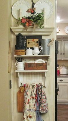 Ribbonwood Cottage: Dining rooms Big and Small-Fall French Country