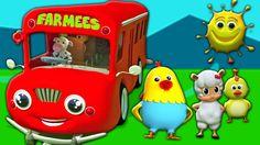 Roues sur le bus | Comptines pour enfants | bébé rimes | Bus Song | The ...Bonjour les enfants d'âge préscolaire, Farmees apporte pour vous vos comptines préférées Roues sur le bus .Profitez de cette chanson et chanter et danser à l'air et amusez-vous le temps d'apprentissage! #FarmeesFrancaise #enfants #comptine #éducatif #bébés #préscolaire #kidsvideos #kindergarten #kidssongs #chansonsfrancaises #pourenfants #apprentissage #Wheelsonthebus