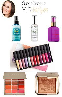 Style x Beauty Dept: Sephora VIB ROUGE {Beauty Selects}