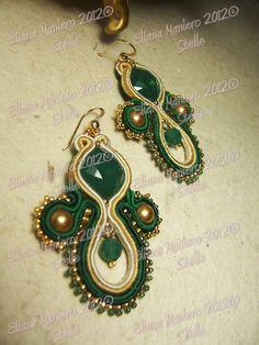Verde speranza earrings