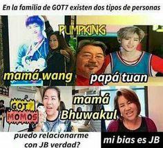 Got7 Funny, Got7 Meme, Yugyeom, Youngjae, Jaebum, Mark Jackson, Kpop, Jinyoung, Walking Meme