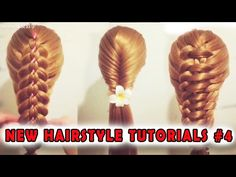 Beautiful Hairstyles & Tutorials Compilation | Best Hairstyles for Girls 2017 - YouTube