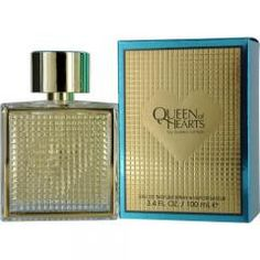 QUEEN OF HEARTS-by Queen Latifah EAU DE PARFUM SPRAY 3.4 OZ