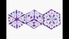 Polymer Clay Tutorial, a Quick and Easy Kaleidoscope Cane