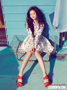 Cosmopolitan Korea May 2013 | P.S. Korea