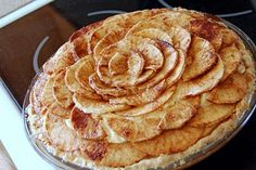 #Bavarian #Apple #Cheesecake